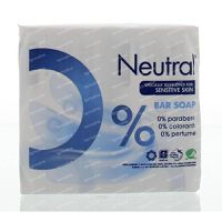 Neutral Zeeptablet duo 2 x 100 gram 200 g