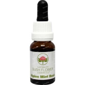Australian Bush Alpine mint bush 15 ml