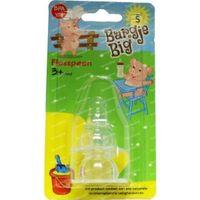 Bargje Big Silicone speen fles maat S 1 stuks