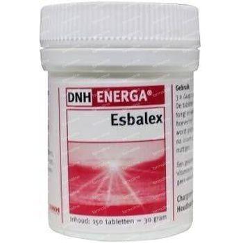 DNH Esbalex energa 150 tabletten