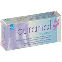 Curanol tabletten 40  tabletten