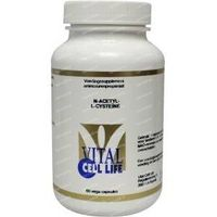 Vital Cell Life N Acetyl L Cysteine 100  capsules