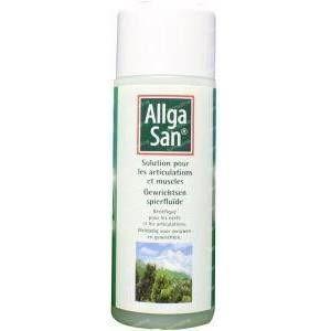 Allgauer Gewricht-spierfluid Allgasan 100 ml