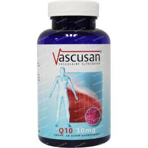 Vascusan Q10 30 mg 150 softgels