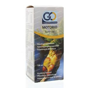 GO Motorio 100 ml