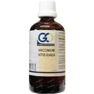 GO Vaccinum vitis idaea 100 ml