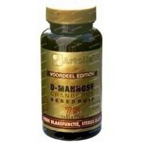 Artelle D-Mannose cranberry beredruif 75 tabletten