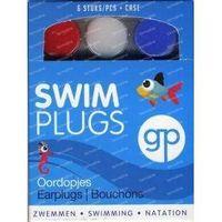 Get Plugged Swim plugs 3  paar