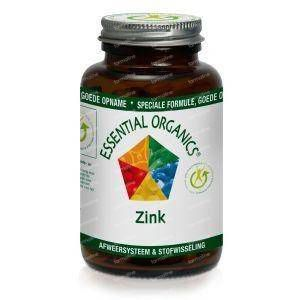Essential Organ Zink 25 mg 90 tabletten