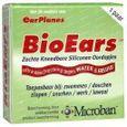 Bio Ears Siliconen oordoppen kneedbaar 1 St paar