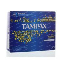 Tampax Tampons regular 20 stuks