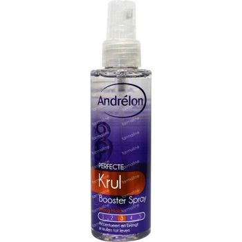 Andrelon Booster spray perfecte krul 150 ml