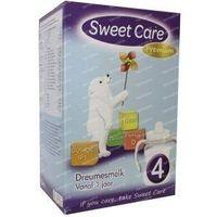 Sweetcare Standaard 4 dreumesmelk 12 maanden plus 800 g