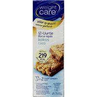 Weight Care Maaltijdreep kokos 116 g