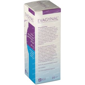 Memidis Pharma Evagynal vaginale oplossing applicator 100 ml