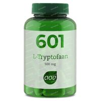AOV 601 L-Tryptofaan 60  vcaps