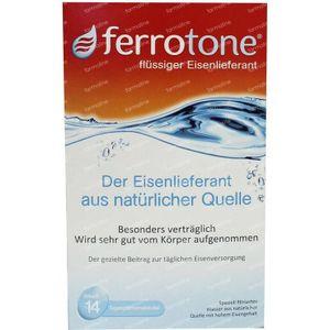 Ferrotone 14 x 20 ml 14 Stuks