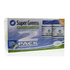 Vitakruid Super Greens 2-pack 220 gram 2 stuks