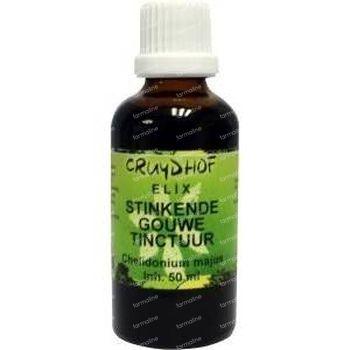Elix Stinkende gouwe tinctuur bio 50 ml