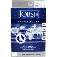 Jobst Travel socks blauw maat 4 (43-44) 1 paar paar