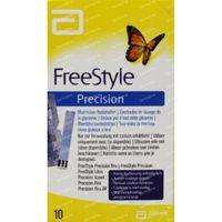 Freestyle Precision teststrip 10 stuks
