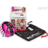 Alpine Muffy pink oorkappen 1 stuks