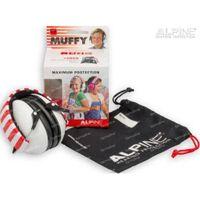 Alpine Muffy white oorkappen 1 stuks