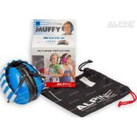Alpine Muffy blue oorkappen 1 stuks