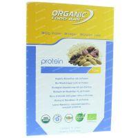 Organic Food Bar protein original 75 gram bio 12 stuks