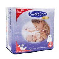 Sweetcare Premium maxi maat 4 7-18 kg 35 stuks