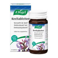 A Vogel Keeltabletten 20  tabletten