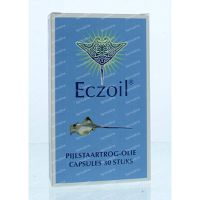 Eczoil Pijlstaartrog olie 30  softgels