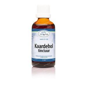 Vitakruid Kaardebol tinctuur 50 ml