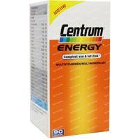 Centrum Energy advanced 90  tabletten