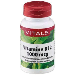 Vitals Vitamine B12 1000 mcg 100 capsules