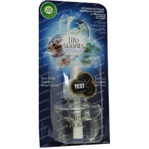 Air Wick Elektrische Geur Start Life Scents Turquoise Navulling 19 ml