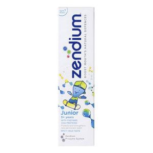 Zendium Tandpasta junior 5-12 jaar 75 ml
