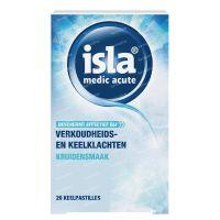 Isla Medic acute pastilles 20  pastilles