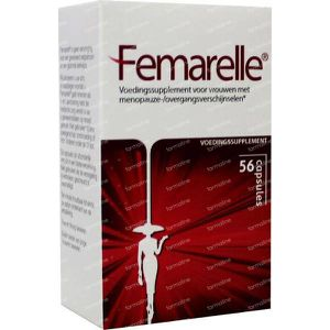 Abbott Femarelle 56 capsules