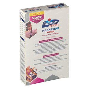 Davitamon Sport magnesium tabletten 42 tabletten