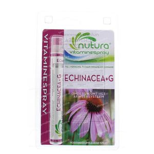 Vitamist Nutura Echinacea+ G blister stuk