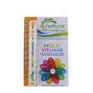 Vitamist Nutura Multi blister stuk