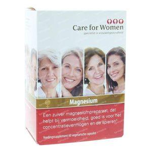 Care For Women Magnesium 60 stuks Tabletten