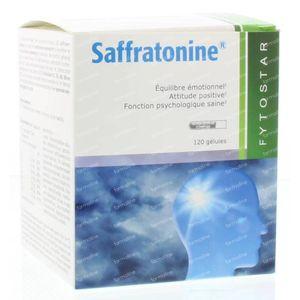 Fytostar Saffratonine 120 Stuks Capsules