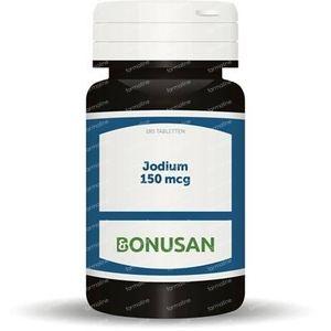 Bonusan Jodium met kelp 180 Stuks Tabletten