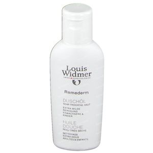 Louis Widmer Remederm Shower Oil FREE Offered 50 ml