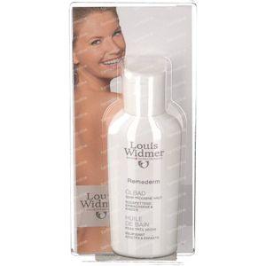 Louis Widmer Remederm Huile de Bain (Légèrement parfumé) Présenté GRATUIT 50 ml