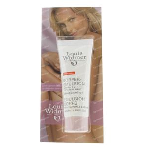 Louis Widmer Body Emulsion Ofrecido GRATIS 1