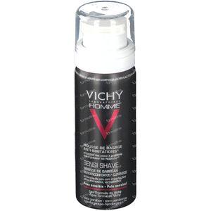 Vichy Homme Shaving Foam Ofrecido GRATIS 50 ml