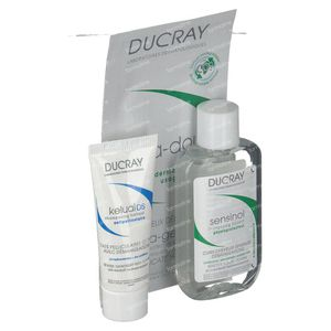 Ducray Sample FREE Offered 1 St